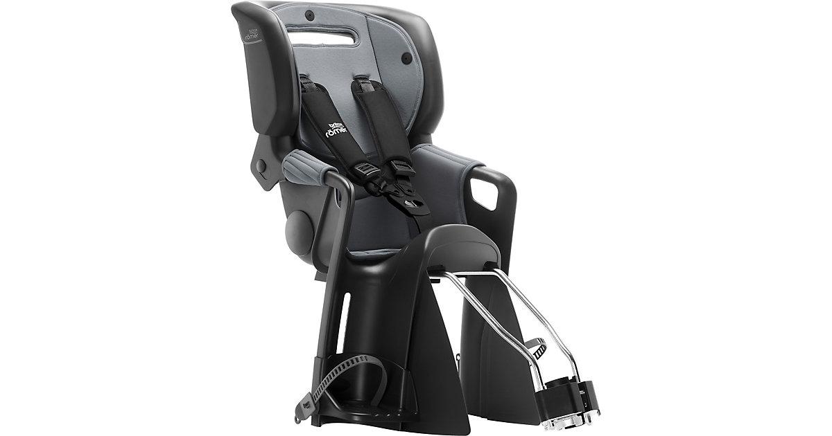 Jockey³Comfort Fahrrad-Sicherheitssitz, Black/Grey schwarz/grau