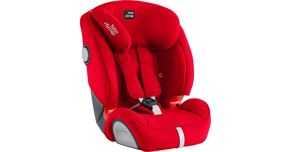 Britax Römer · Auto-Kindersitz Evolva 1-2-3 SL SICT, Fire Red, 2019 Gr. 9-36 kg