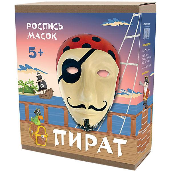 """Маска для росписи Santa Lucia """"Пират"""""""