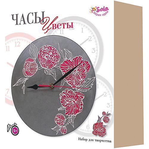 "Набор для творчества Santa Lucia Часы ""Цветы"" от Santa Lucia"