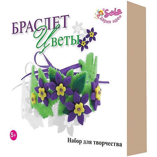 "Набор для творчества Santa Lucia Браслет ""Цветы"" от Santa Lucia"