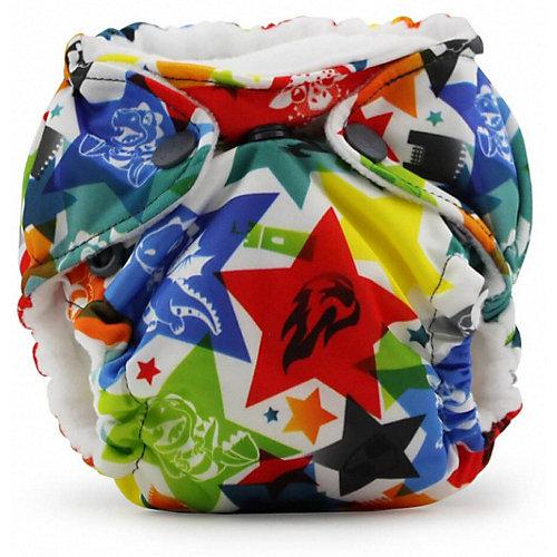 """Многоразовые подгузники для новорожденных Kanga Care """"Lil Joey"""" 2 шт., dragons fly от Kanga Care"""