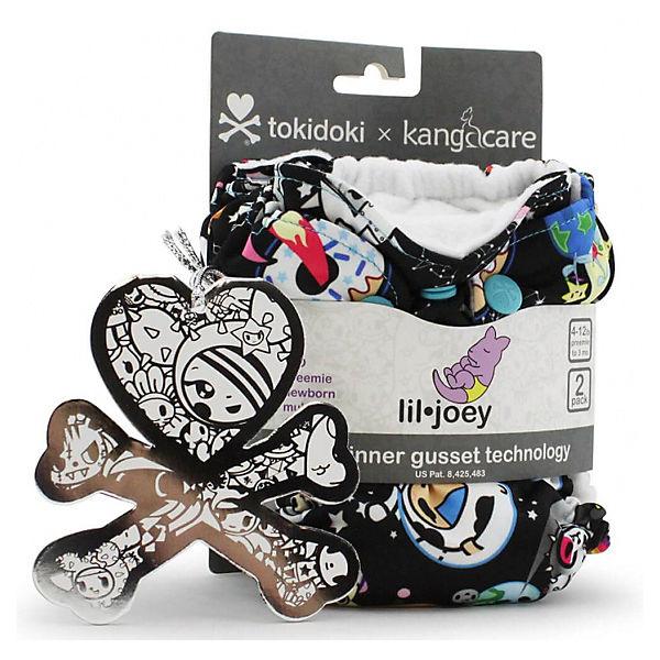 """Многоразовые подгузники для новорожденных Kanga Care """"Lil Joey"""" 2 шт., tokispace"""