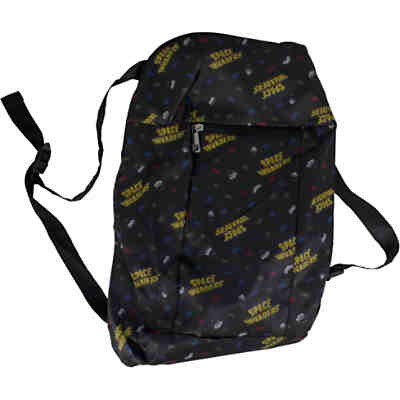 Space Invaders Pop Up Rucksack