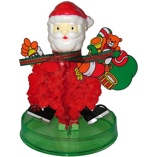 """Набор для выращивания кристалов Bondibon """"Волшебный Дед Мороз"""" от Bondibon"""