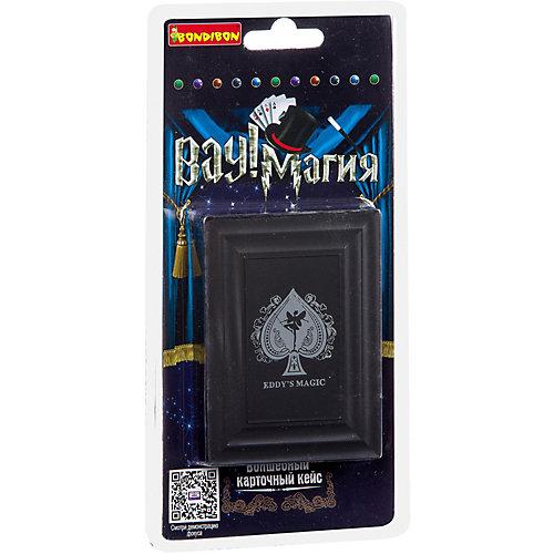 Набор для фокусов Bondibon Волшебный карточный кейс от Bondibon