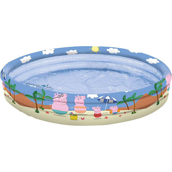 Peppa Pig 3-Ring-Pool, 120 cm