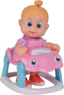 Simba Bouncing Babies Bonny kommt zu Mama Spielpuppe Baby
