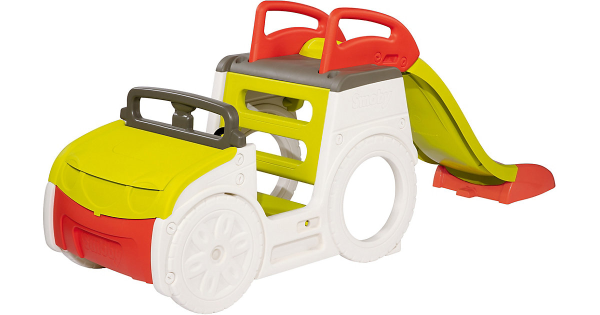 SMOBY · Abenteuer-Spielauto