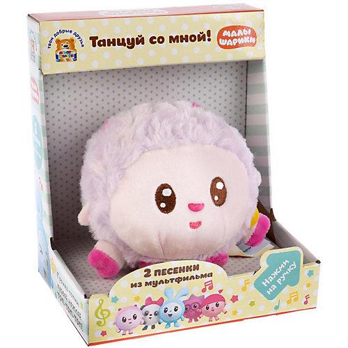 """Мягкая игрушка Мульти-Пульти """"Малышарики"""" Барашик, озвученная, 10 см от Мульти-Пульти"""