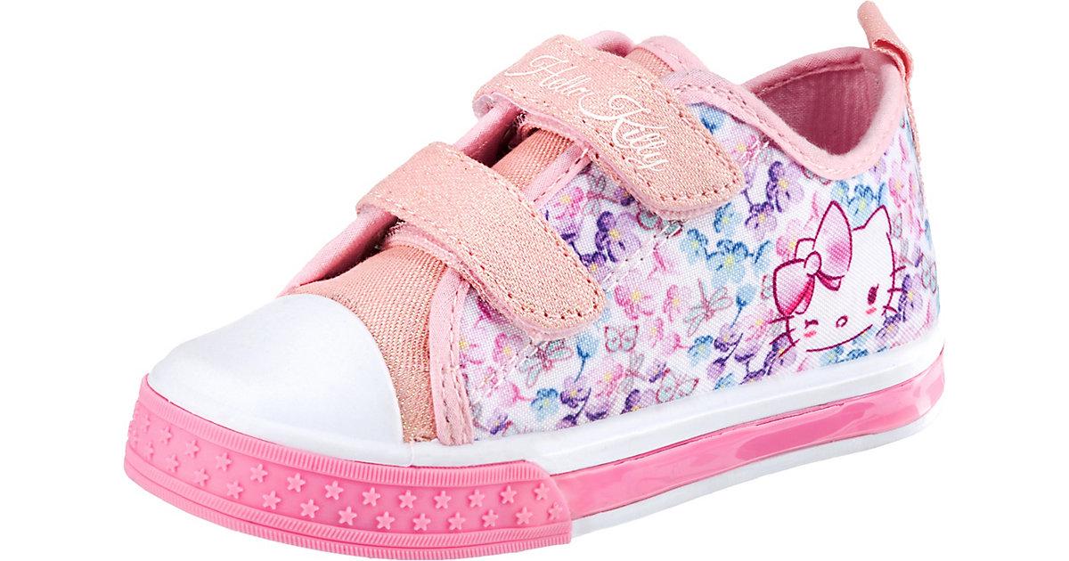 HELLO KITTY · Hello Kitty Sneaker Low Gr. 28 Mädchen Kleinkinder