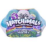 Коллекционные фигурки Spin Master Hatchimals в голубой/бел коробке, 2 штуки