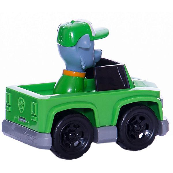 """Маленькая машинка спасателя Spin Master """"Щенячий патруль"""", Роки"""