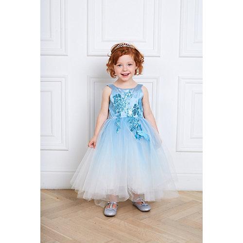 Нарядное платье Choupette - голубой от Choupette