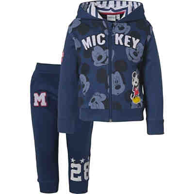 d5644b541c Disney Mickey Mouse & friends Baby Sweatoverall für Jungen, Disney ...