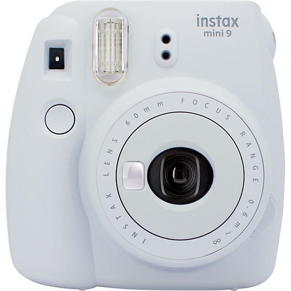 Instax Sofortbildkamera  mini 9 rauchweiß, FUJIFILM