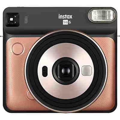 Instax Sofortbildkamera  SQUARE SQ 6 blush gold
