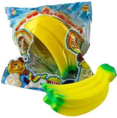 "Игрушка-антистресс 1Toy ""Мммняшка"" Гроздь бананов"
