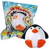 "Игрушка-антистресс 1Toy ""Мммняшка"" Сидящий пингвин"