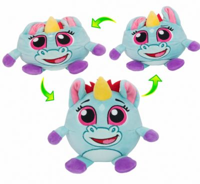 """Мягкая игрушка 1Toy """"Мняшки Хрумс"""" Конни Хрум, 18 см"""
