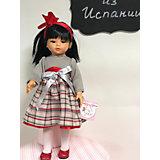 Кукла Asi Каори в красном, 40 см