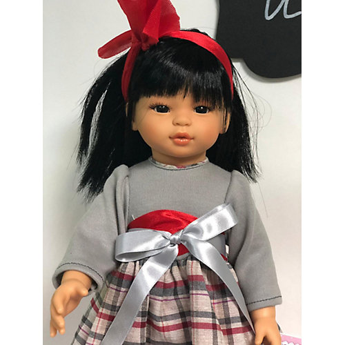 Кукла Asi Каори в красном, 40 см от Asi