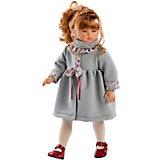 Кукла Asi Эли в сером пальто 60 см, арт 314340