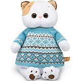 Мягкая игрушка Budi Basa Кошечка Ли-Ли в свитере, 24 см