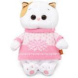 Мягкая игрушка Budi Basa Кошечка Ли-Ли Baby в свитере, 20 см