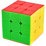 Игрушка головоломка, ZOIZOI  3*3 цветной, без наклеек