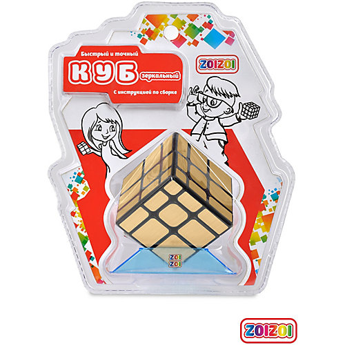 Игрушка головоломка, ZOIZOI  3*3 зеркальный от ZOIZOI