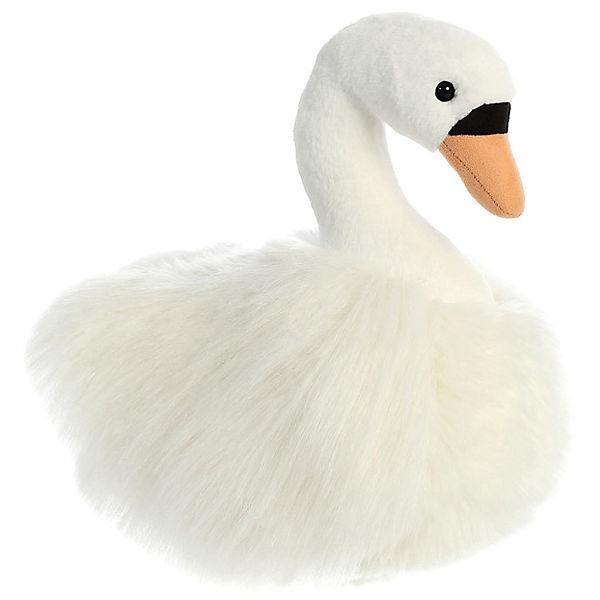 Мягкая игрушка AURORA Лебедь, 25 см