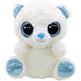 """Мягкая игрушка AURORA """"Юху и друзья"""" Полярный медвежонок, 12 см"""