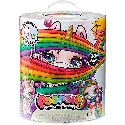 """Пупс MGA Entertainment """"Poopsie Surprise Unicorn"""" Единорог розовый/радужный, в закрытой упаковке от MGA"""