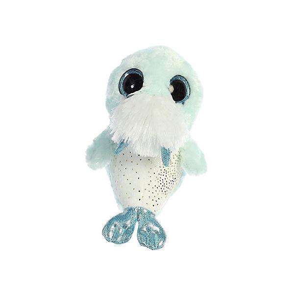 """Мягкая игрушка AURORA """"Юху и друзья"""" Морж, 12 см"""