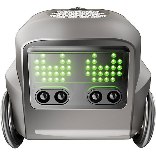 Интерактивный робот Spin Master Boxer, черный от Spin Master