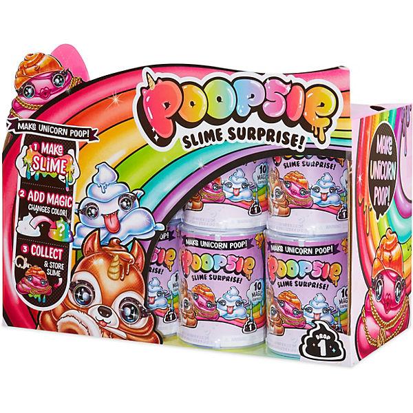 "Игровой набор MGA Entertainment  ""Poopsie Surprise Unicorn"" Делай Слайм!"
