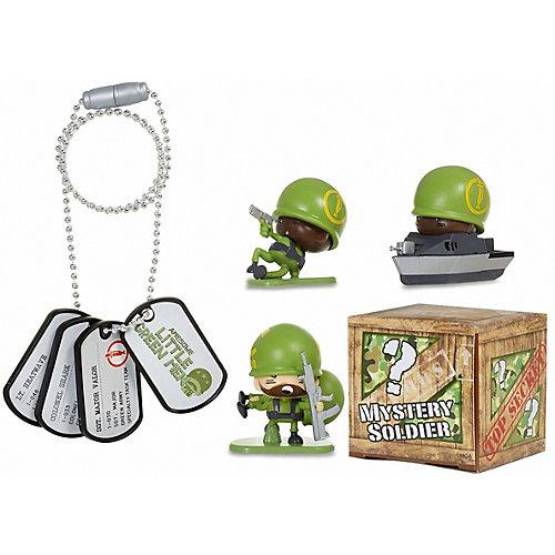 Набор игровых фигурок Awesome Little Green Men, 4 фигурки от Awesome Little Green Men