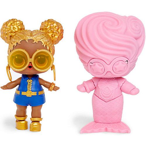 """Мини-кукла сюрприз MGA Entertainment """"LOL""""  Декодер Куколка в капсуле, 2-ая волна от MGA"""
