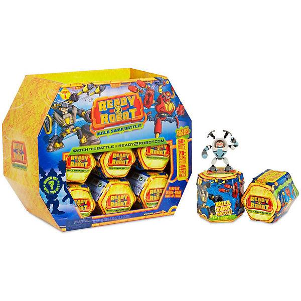 """Игровой набор MGA Entertainment """"Ready2Robot"""" Капсула"""