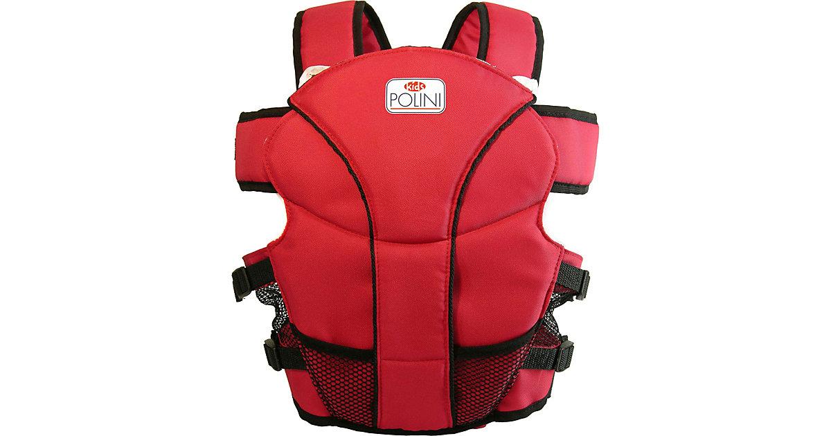 Babytrage Lux, rot, 0001249-1