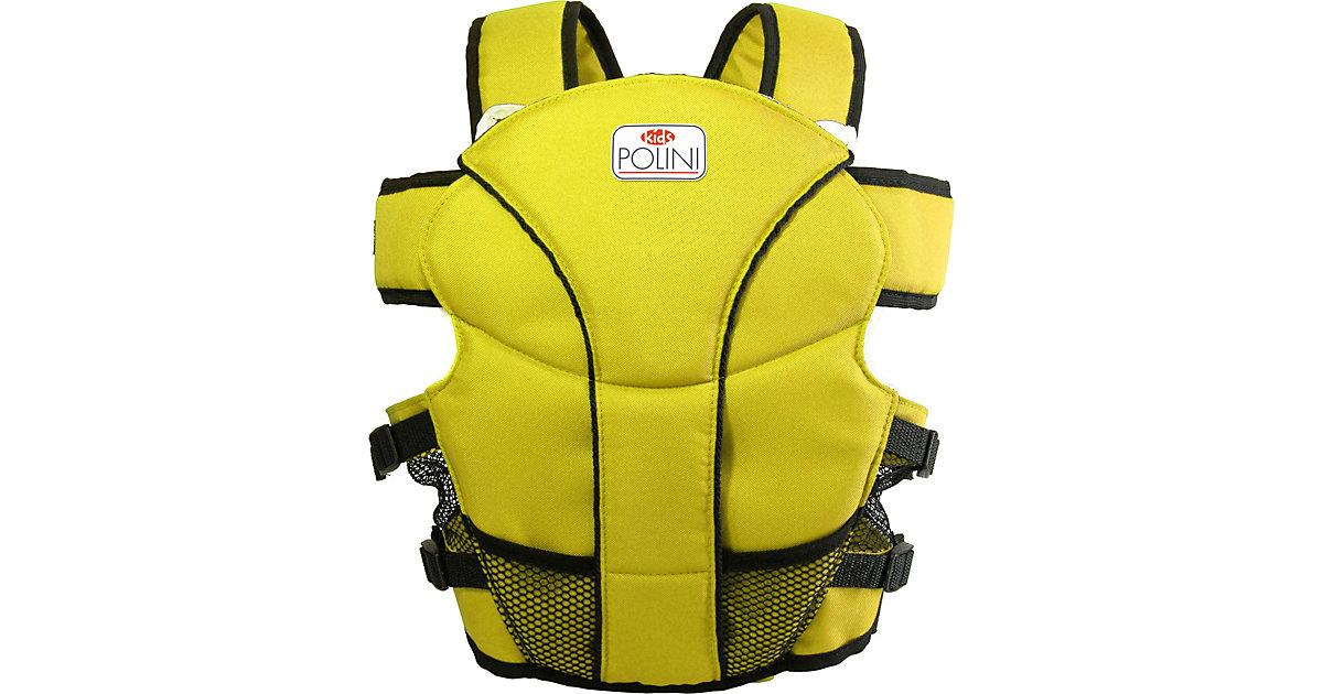 Babytrage Lux, gelb, 0001249-3