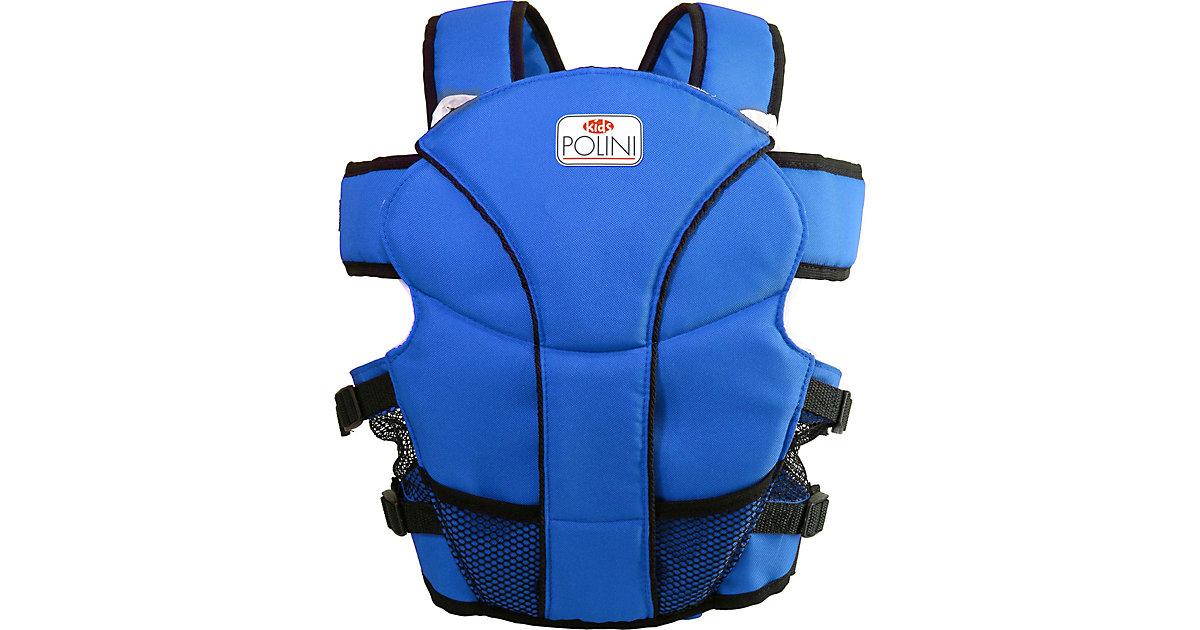 Babytrage Lux, blau, 0001249-2