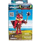 """Игровой набор Playmobil Dragons """"Сморкала"""""""