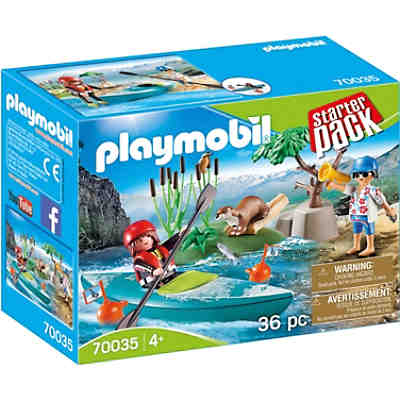 PLAYMOBIL® 70035 StarterPack Kanu-Training
