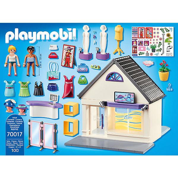 PLAYMOBIL® 70017 Meine Trendboutique, PLAYMOBIL City Life op6y6T