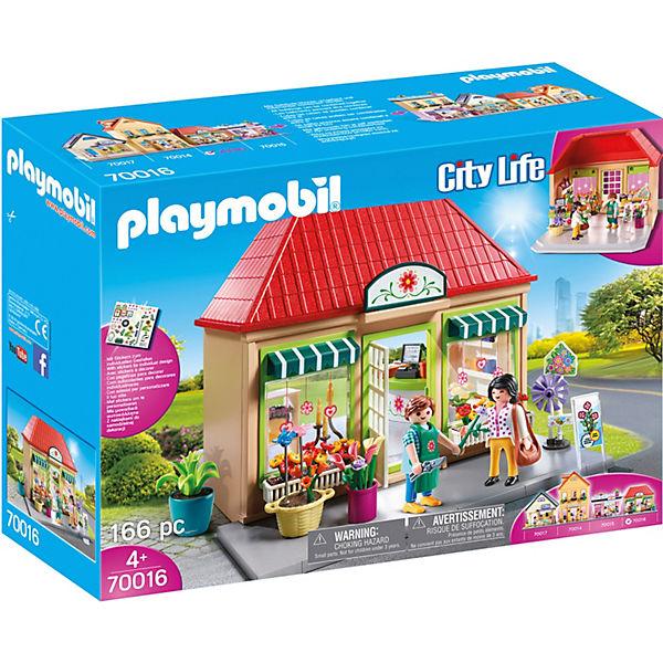 PLAYMOBIL® 70016 70016 PLAYMOBIL® Mein Blumenladen, PLAYMOBIL City Life 33a27f