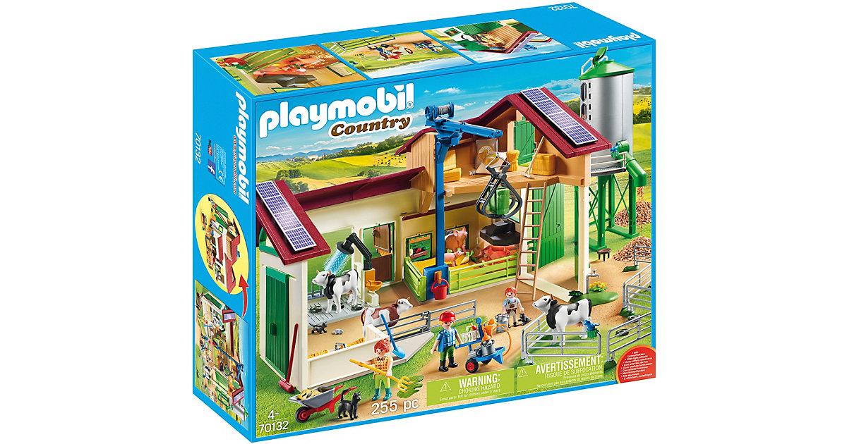 Playmobil · PLAYMOBIL 70132 Großer Bauernhof mit Silo