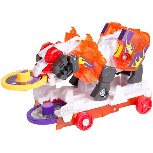 """Машинка-трансформер Screechers Wild """"Дикие Скричеры"""" Стормхорн л3 от Screechers Wild"""