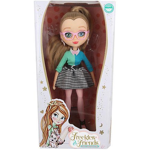 "Кукла Freckle & Friends ""Подружка-веснушка"" Дерби, 27 см от Freckle&Friends"